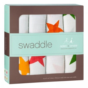 Aden & Anais Baby Swaddle Blankets