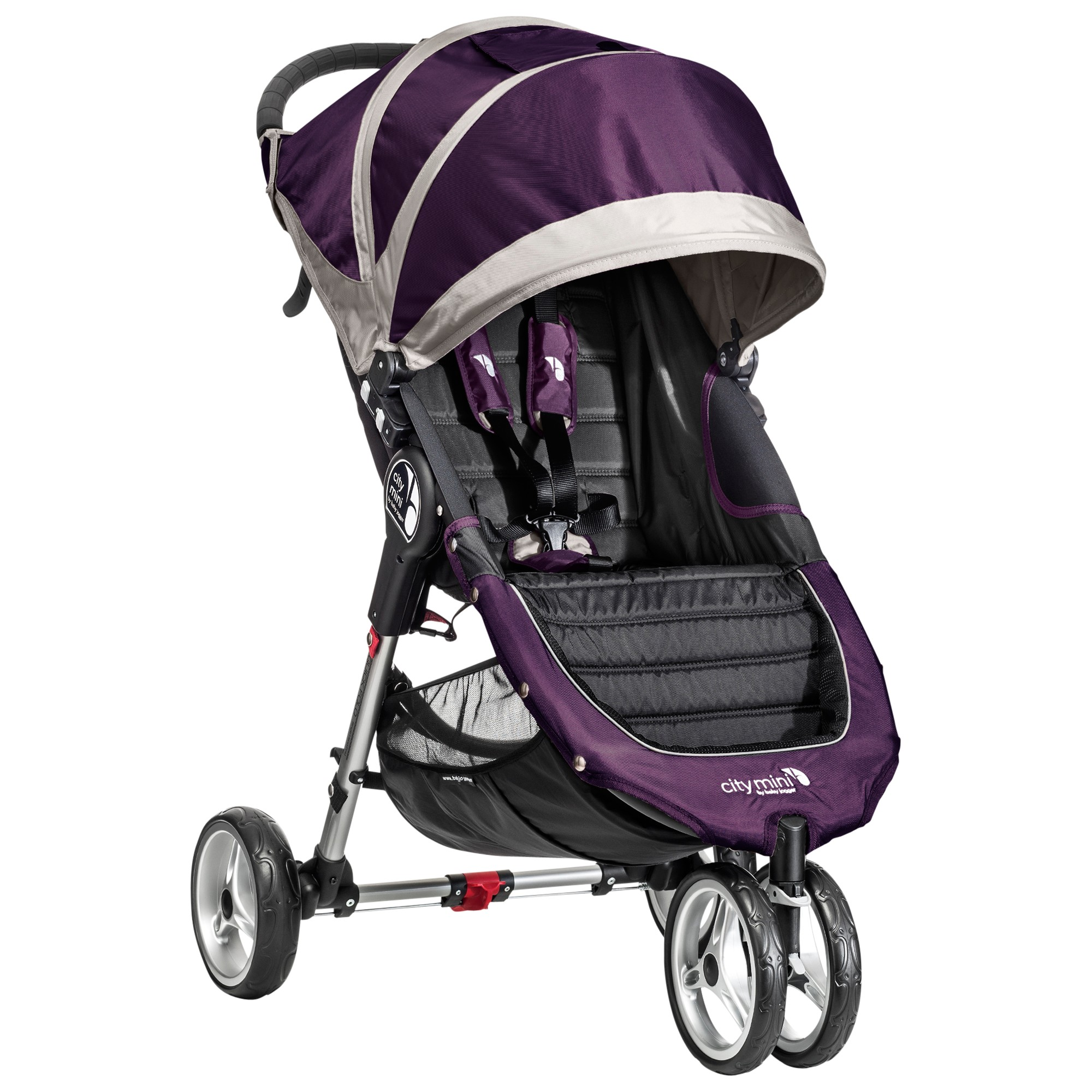 Baby Jogger City Mini 3-Wheel Pushchair