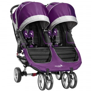 Baby Jogger City Mini Twin Pushchair
