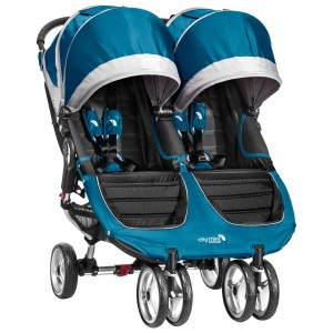 Baby Jogger City Mini Twin Pushchair