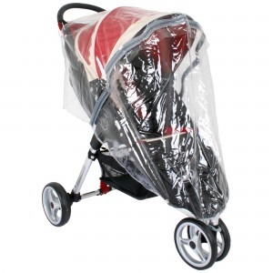 Baby Jogger Single City Mini Pushchair Raincover