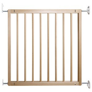 BabyDan No Trip Wooden Baby Stair Gate