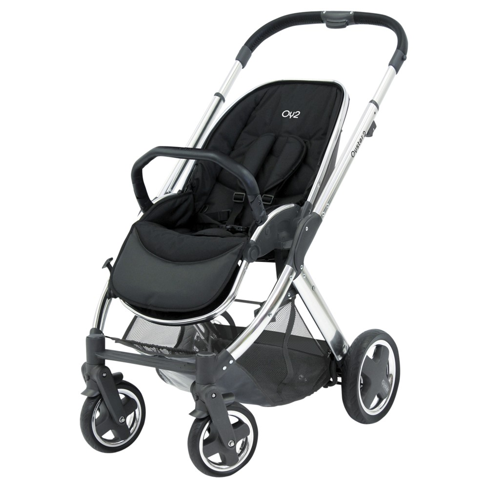 BabyStyle Oyster 2 Mirror Pushchair Chassis and Seat