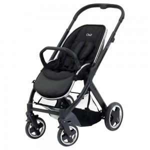 BabyStyle Oyster 2 Pushchair Chassis and Seat