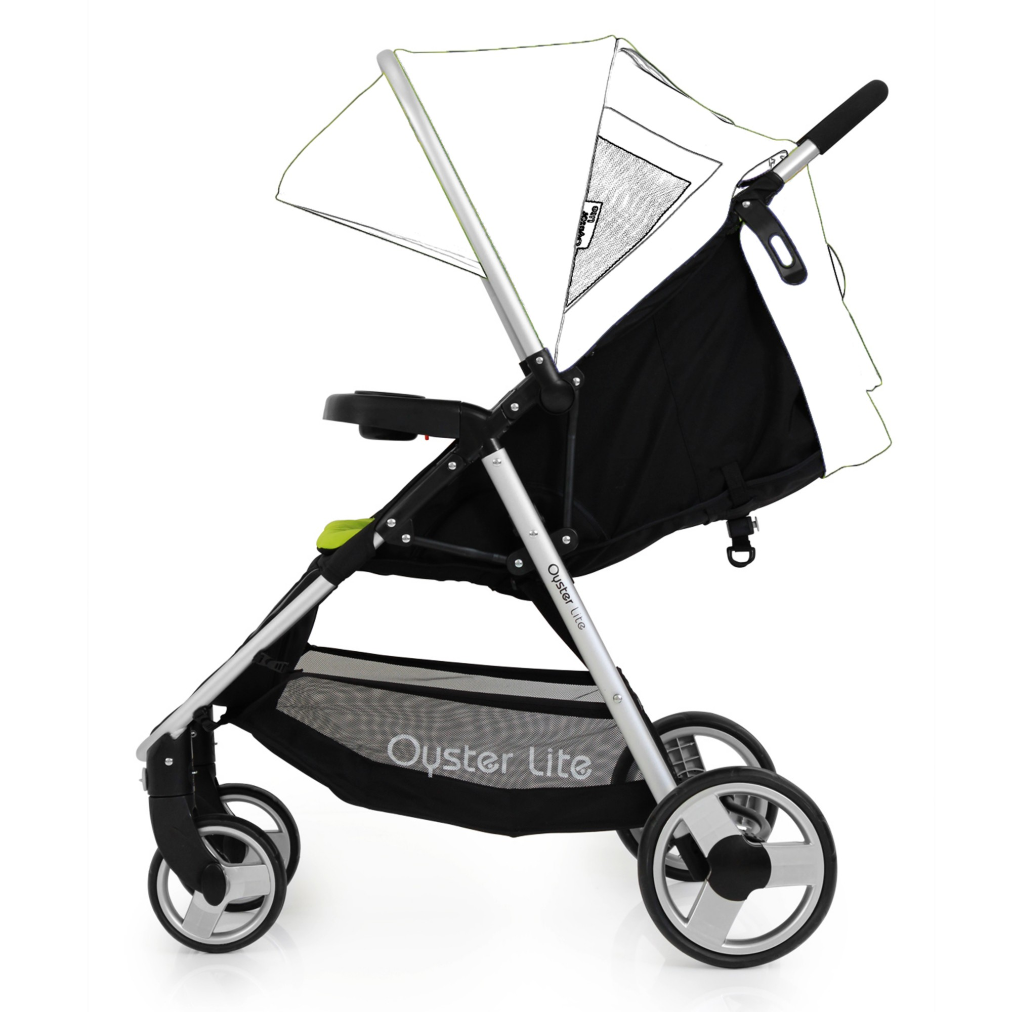 BabyStyle Oyster Lite Chassis