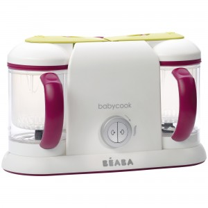 Beaba Babycook Duo 4-in-1 Babyfood Maker