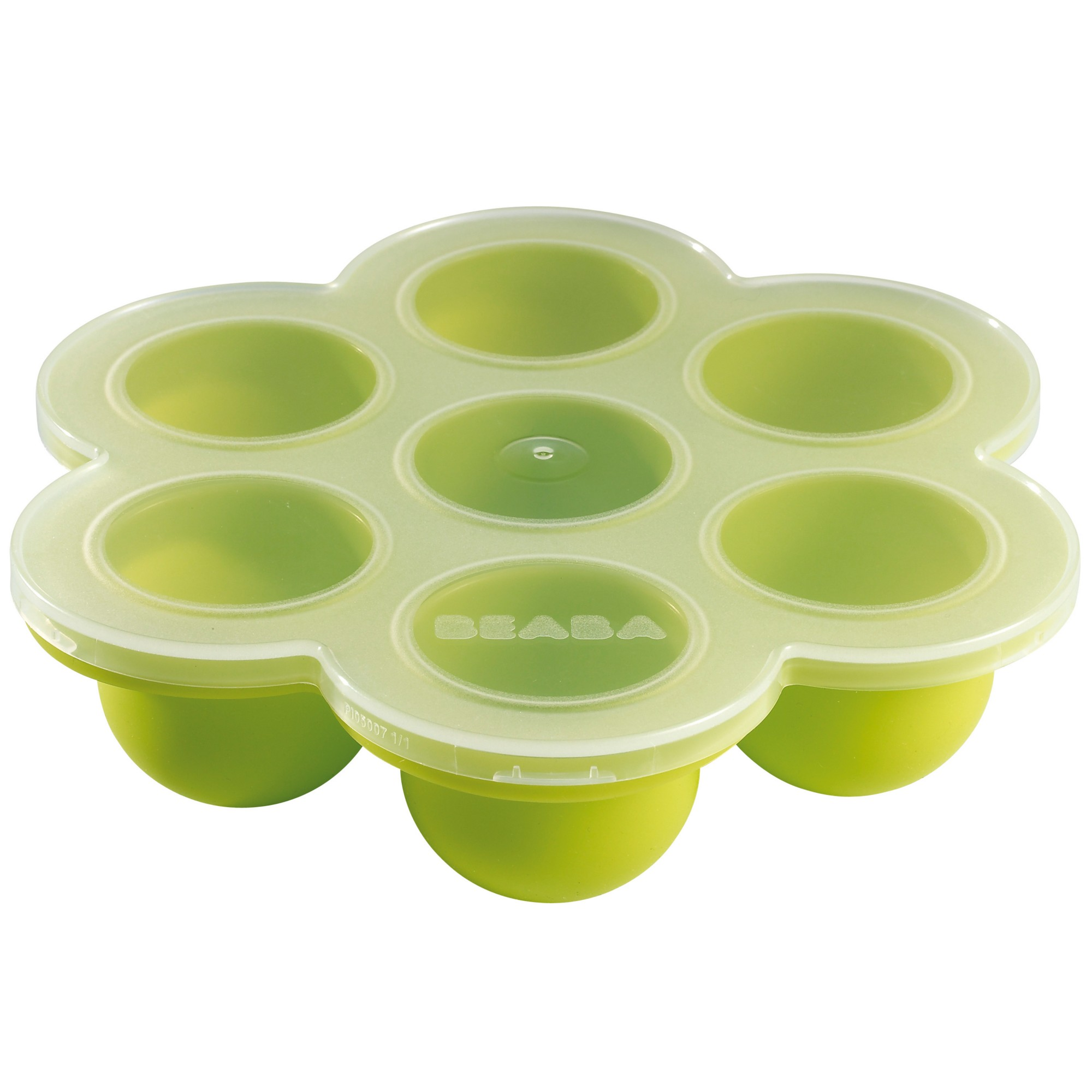 beaba multi portion silicone freezing tray by john lewis. Black Bedroom Furniture Sets. Home Design Ideas
