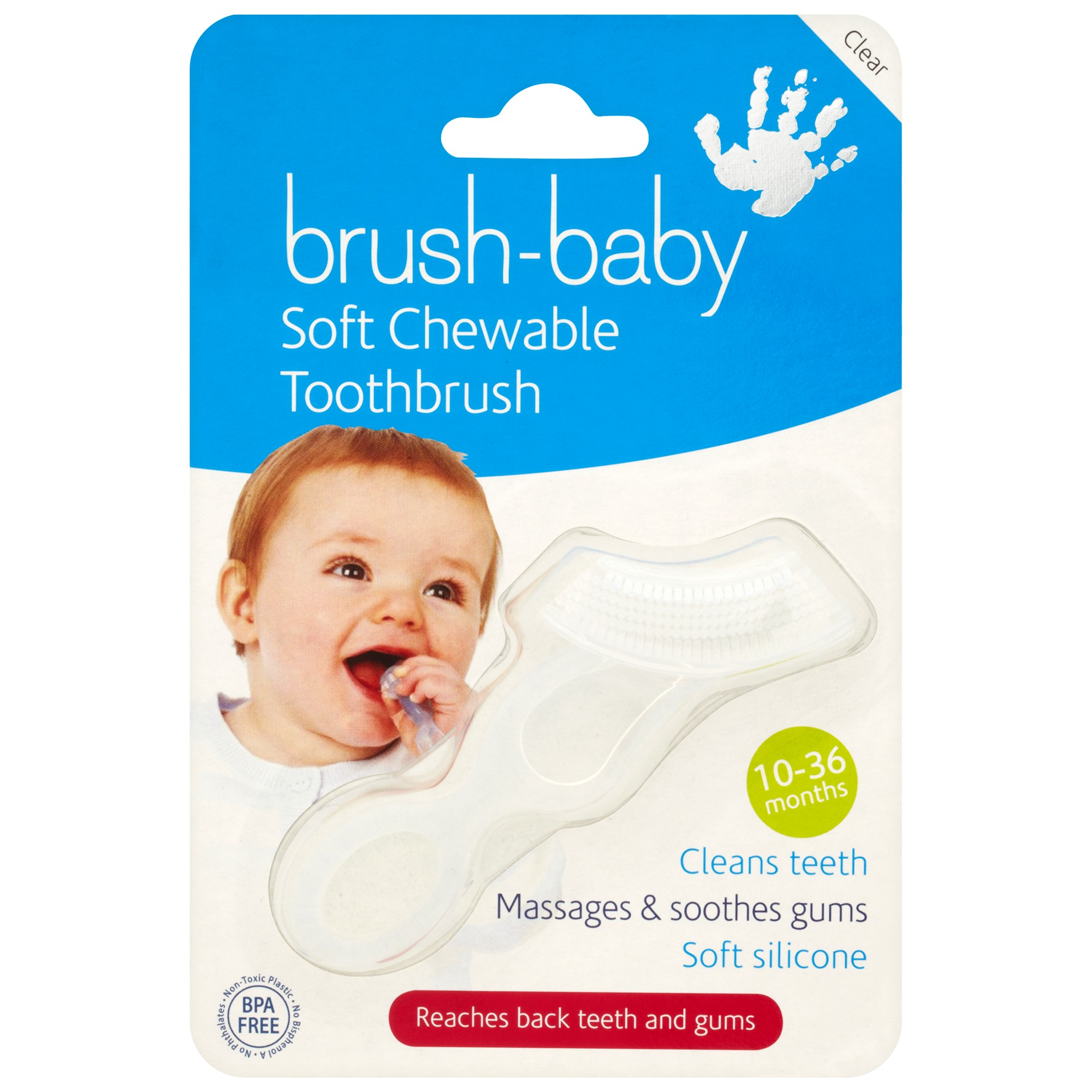 Brush Baby Toothbrush Clear By John Lewis Review Best