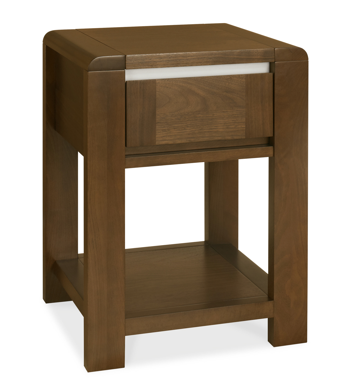 Casa Walnut Lamp Table (CASA WALNUT LAMP TABLE)