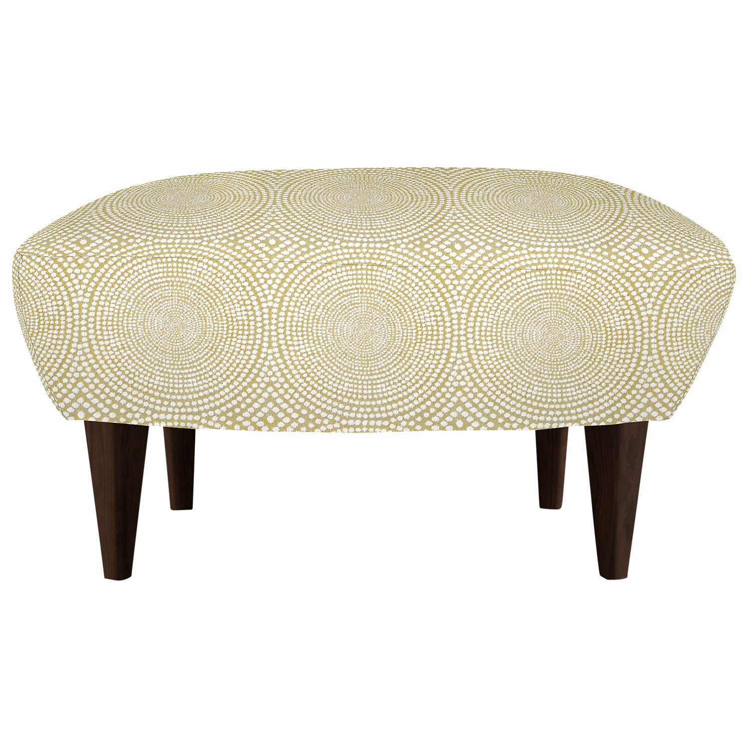 Content By Terence Conran Matador Footstool Kateri Lime