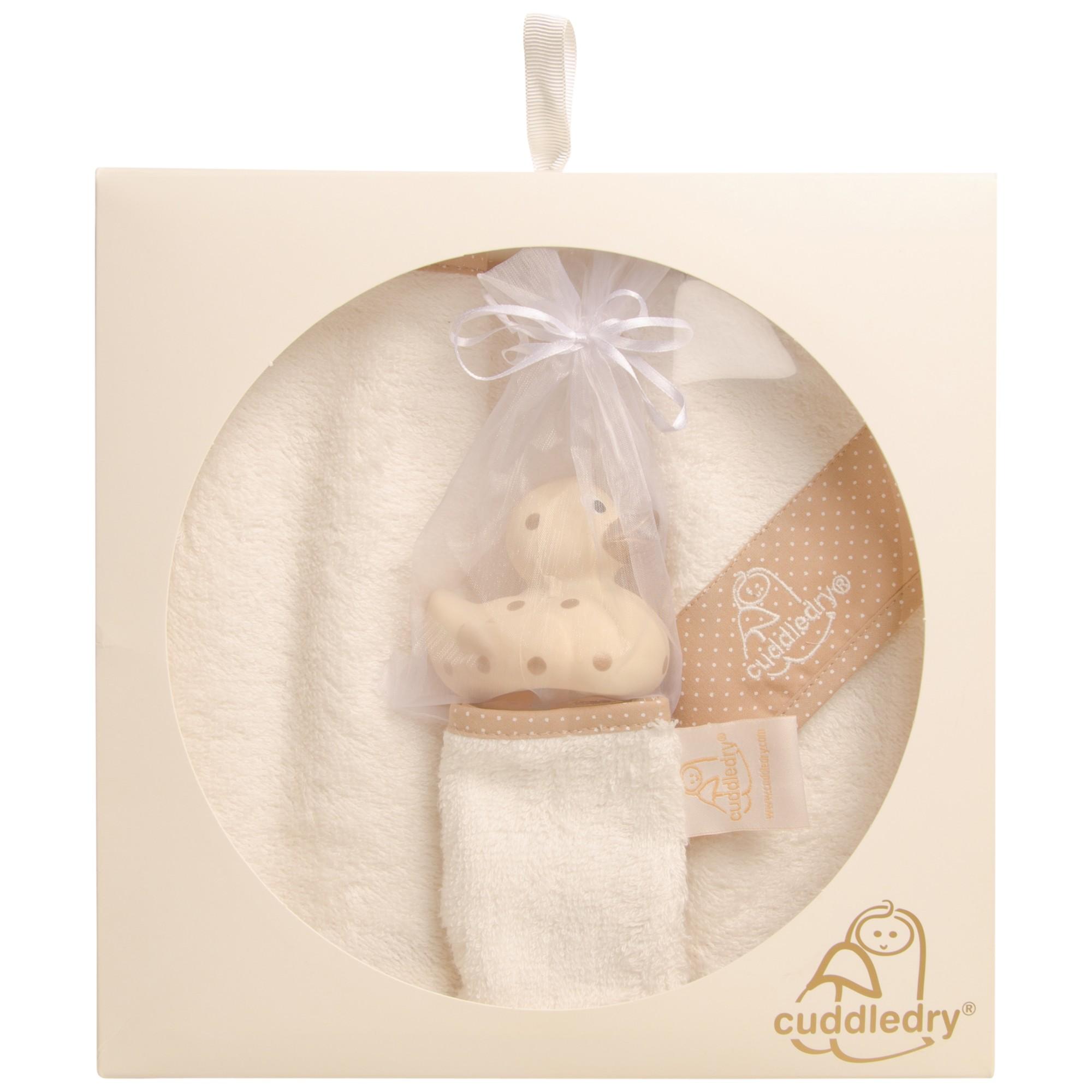 Cuddledry Baby Gift Set