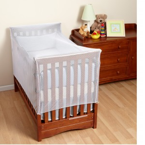 Diono Cot Bed Protector Net