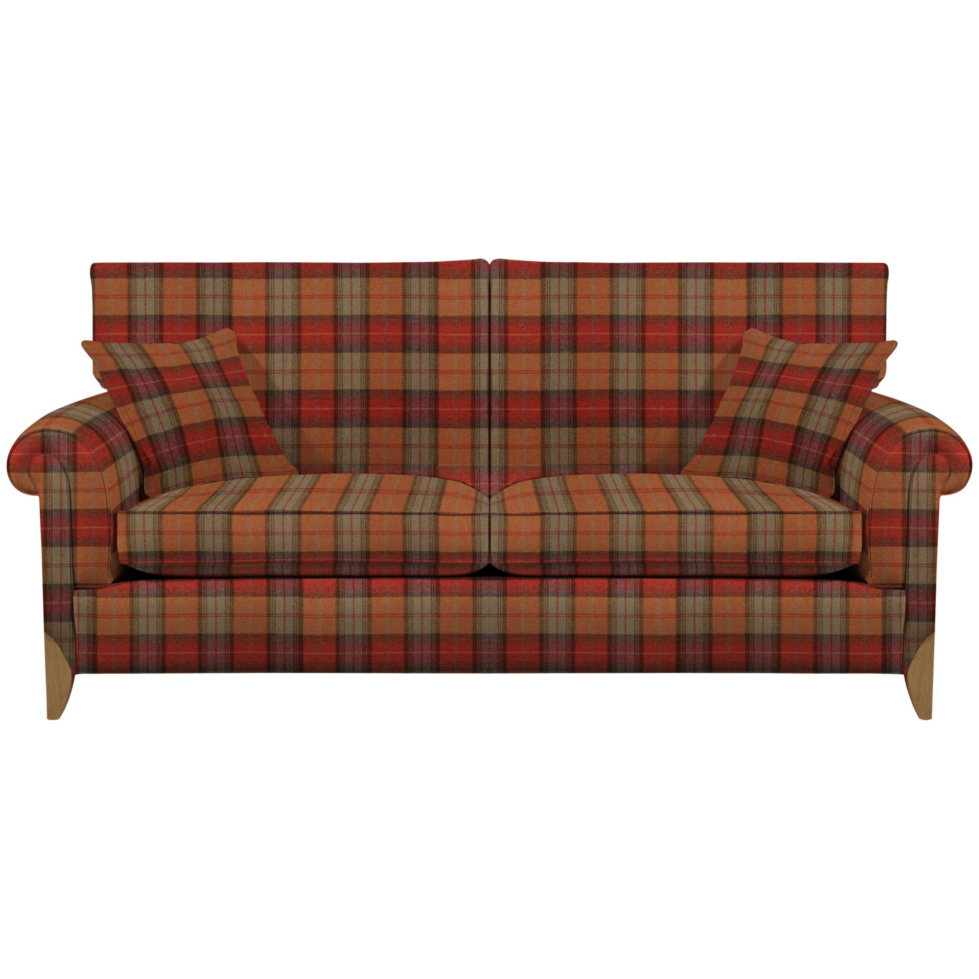 duresta cavendish large sofa 2 scatter cushions