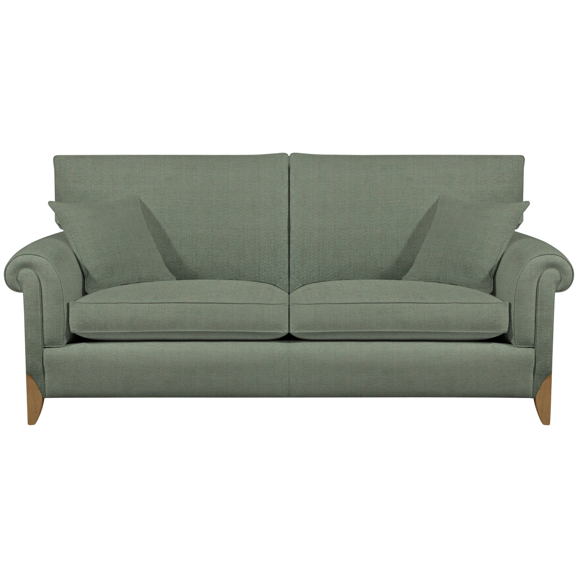 Duresta Cavendish Large Sofa 2 Scatter Cushions By John