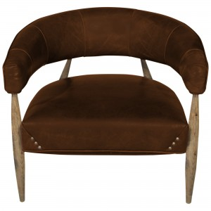 Halo Angel Leather Chair