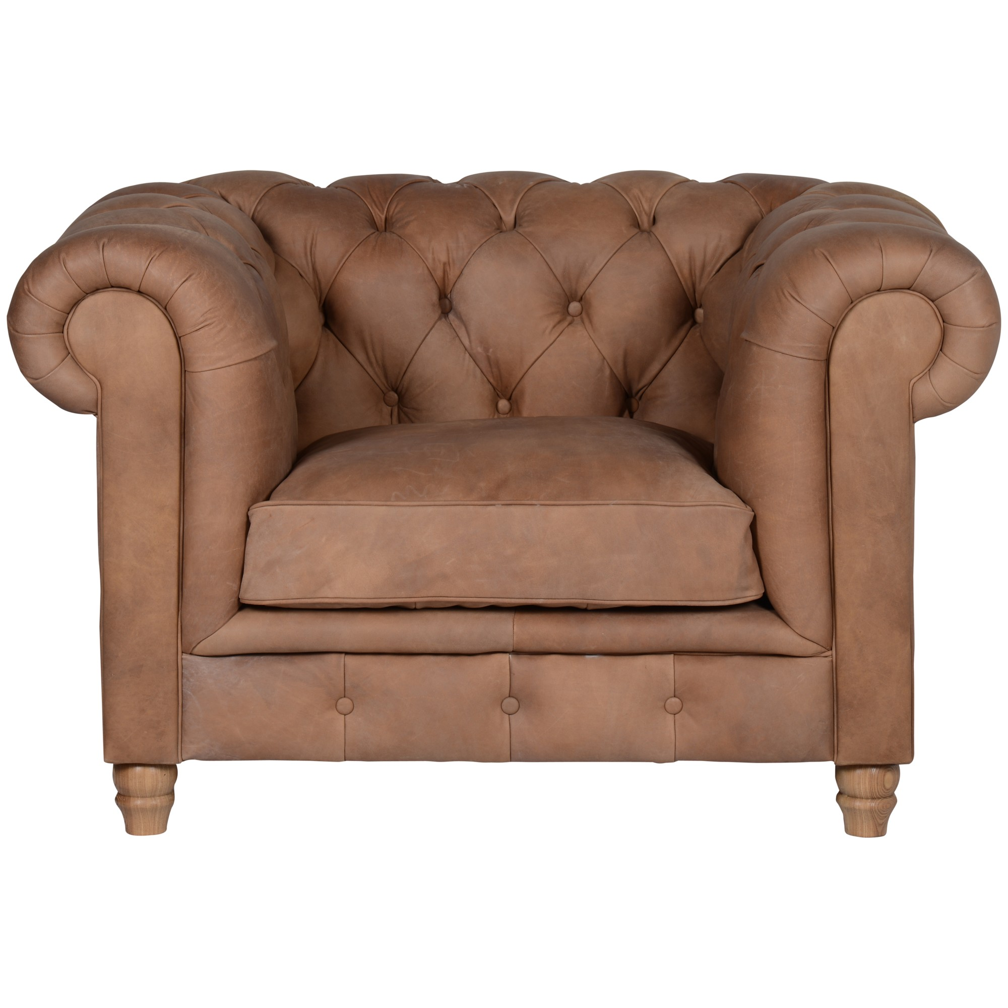 Halo Earle Chesterfield Armchair