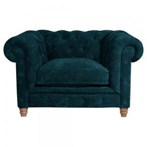 Halo Earle Grand Chesterfield Armchair