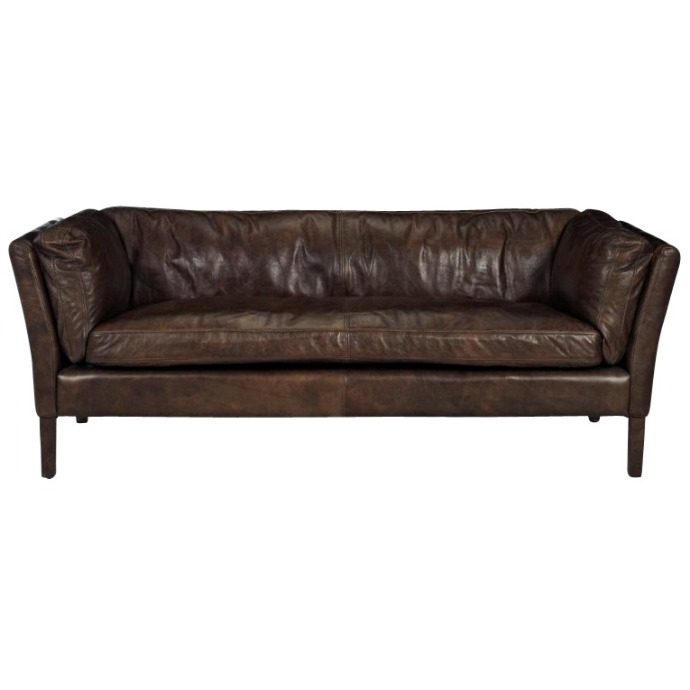 Halo Groucho Medium Aniline Leather Sofa Review Best Buy