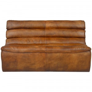 Halo Russo 2 Seater Leather Sofa