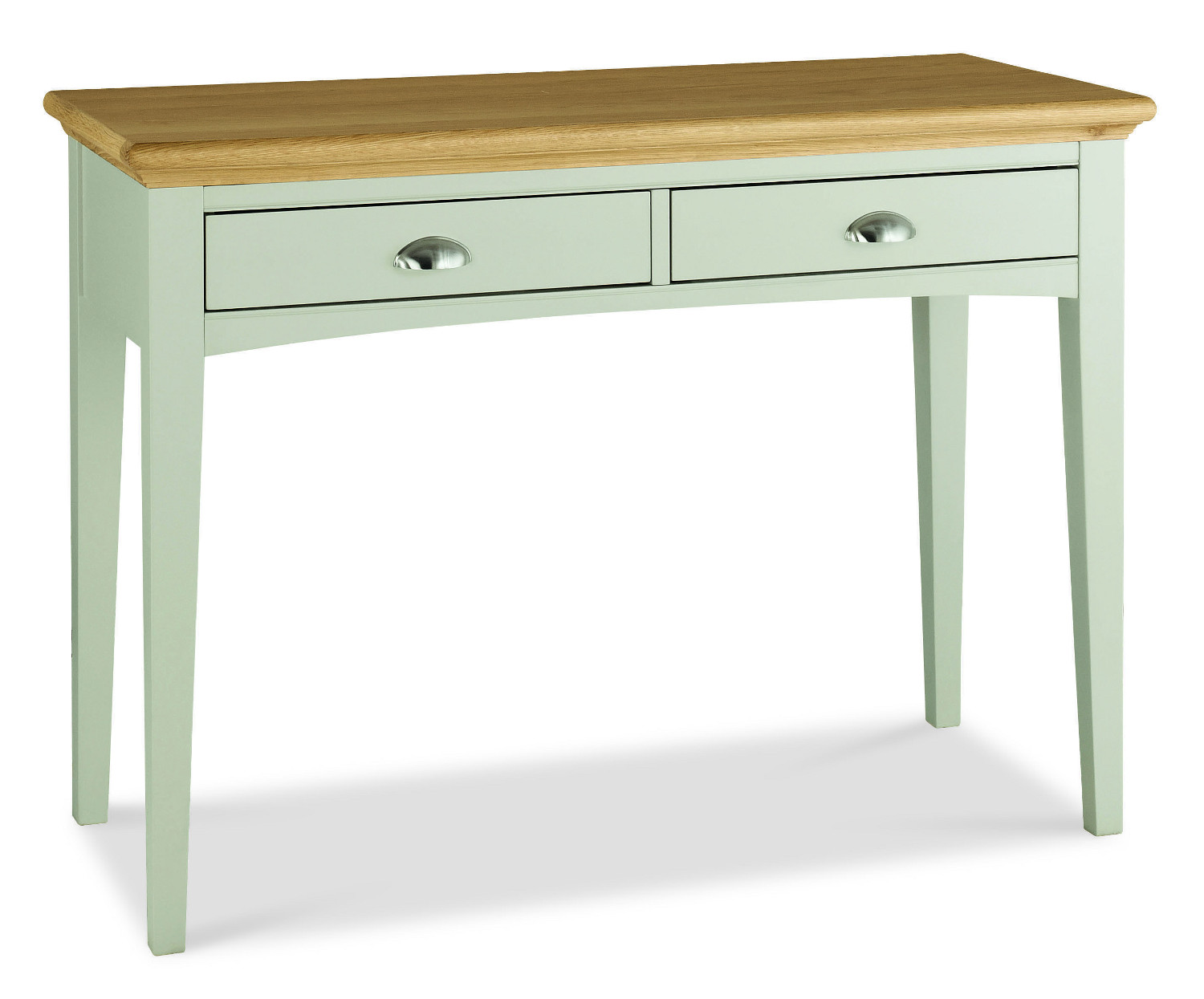 Hampstead Soft Grey and Oak Dressing Table (Hampstead Soft Grey and Oak Dressing Table)