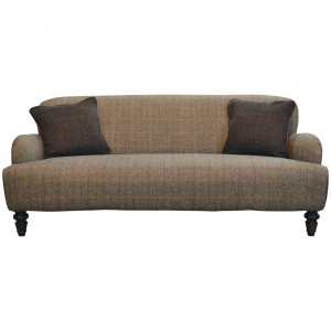 Harris Tweed for John Lewis Lewis Large Sofa