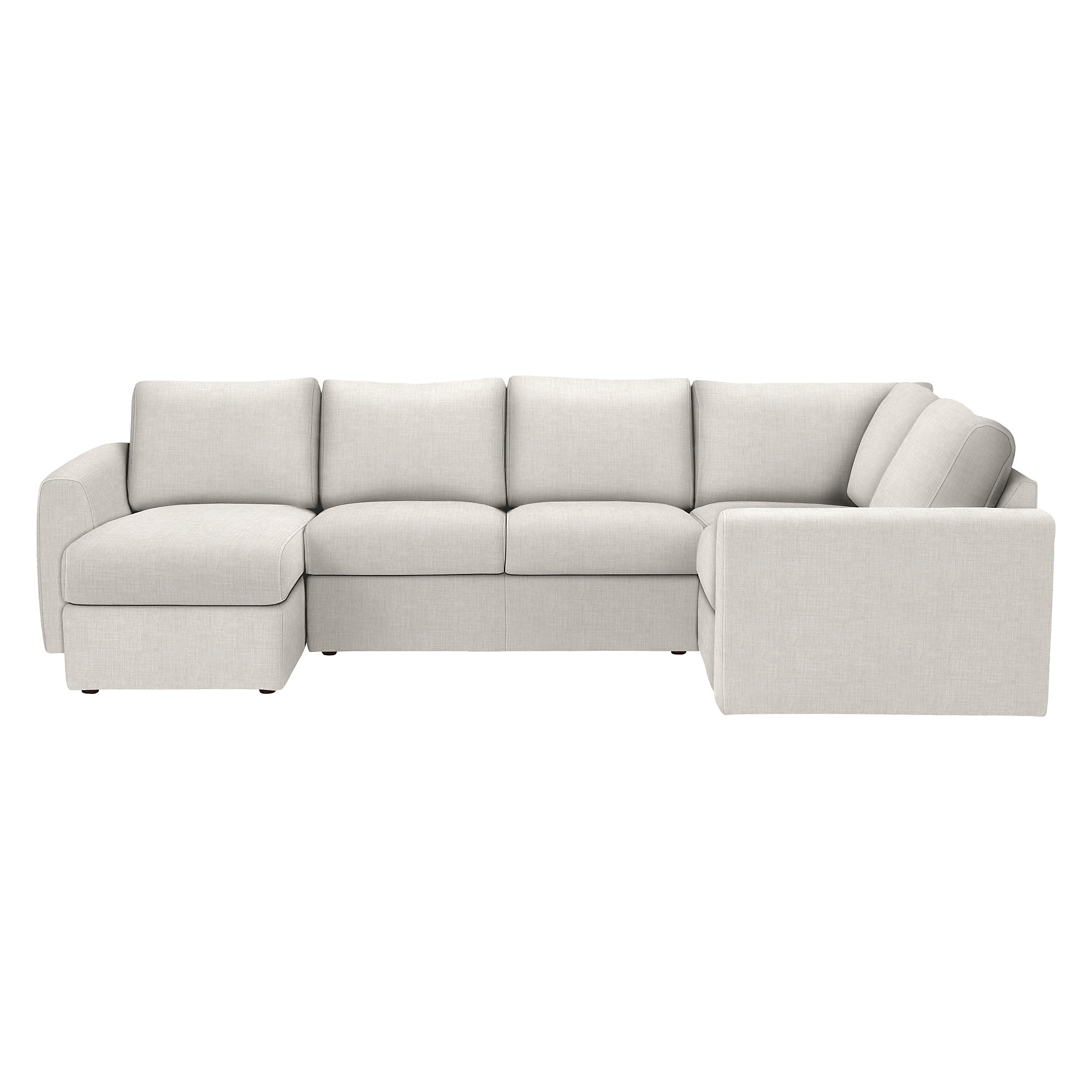 House by john lewis finlay ii corner chaise end sofa for Chaise end sofas