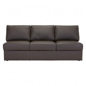 House by John Lewis Finlay II Grand Armless Leather Unit