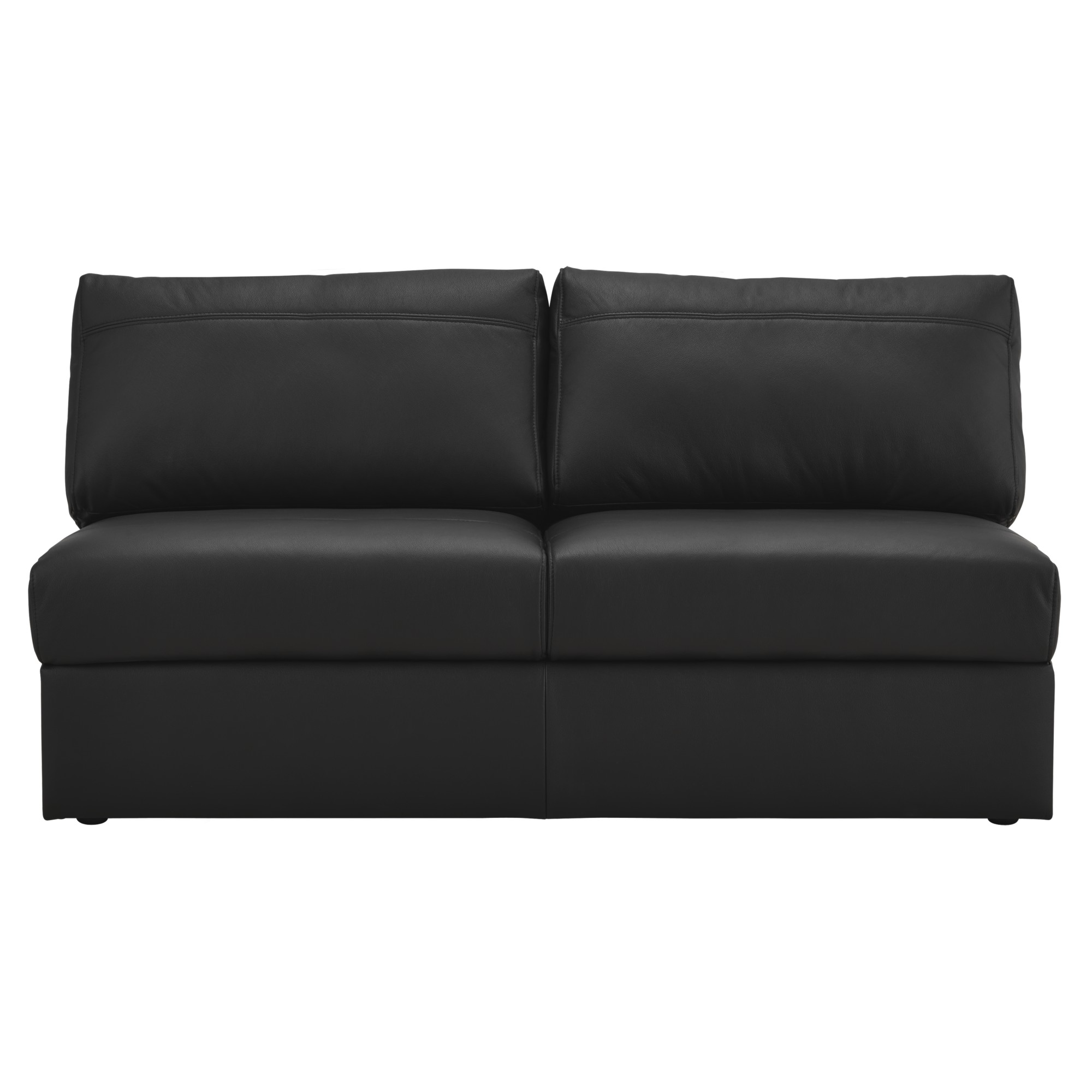 House by John Lewis Finlay II Large Armless Leather Unit