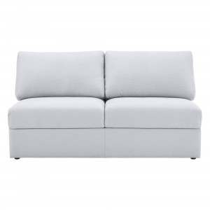 House by John Lewis Finlay II Large Armless Modular Sofa Unit