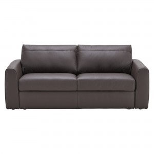 House by John Lewis Finlay II Large Leather Sofa