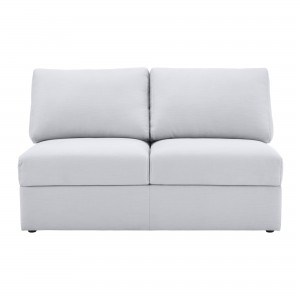 House by John Lewis Finlay II Medium Armless Modular Sofa Unit