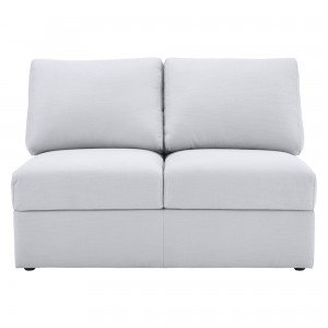 House by John Lewis Finlay II Small Armless Sofa Unit