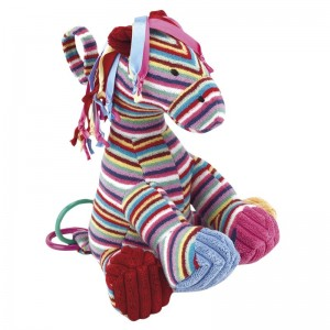 Jellycat Maypole Pony Musical Pull