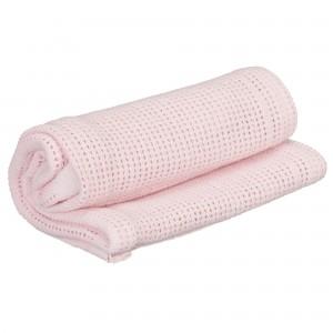 John Lewis Baby Cellular Pram Blanket