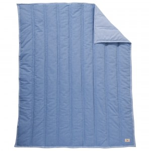 John Lewis Baby Chambray Cot/Cotbed Quilt