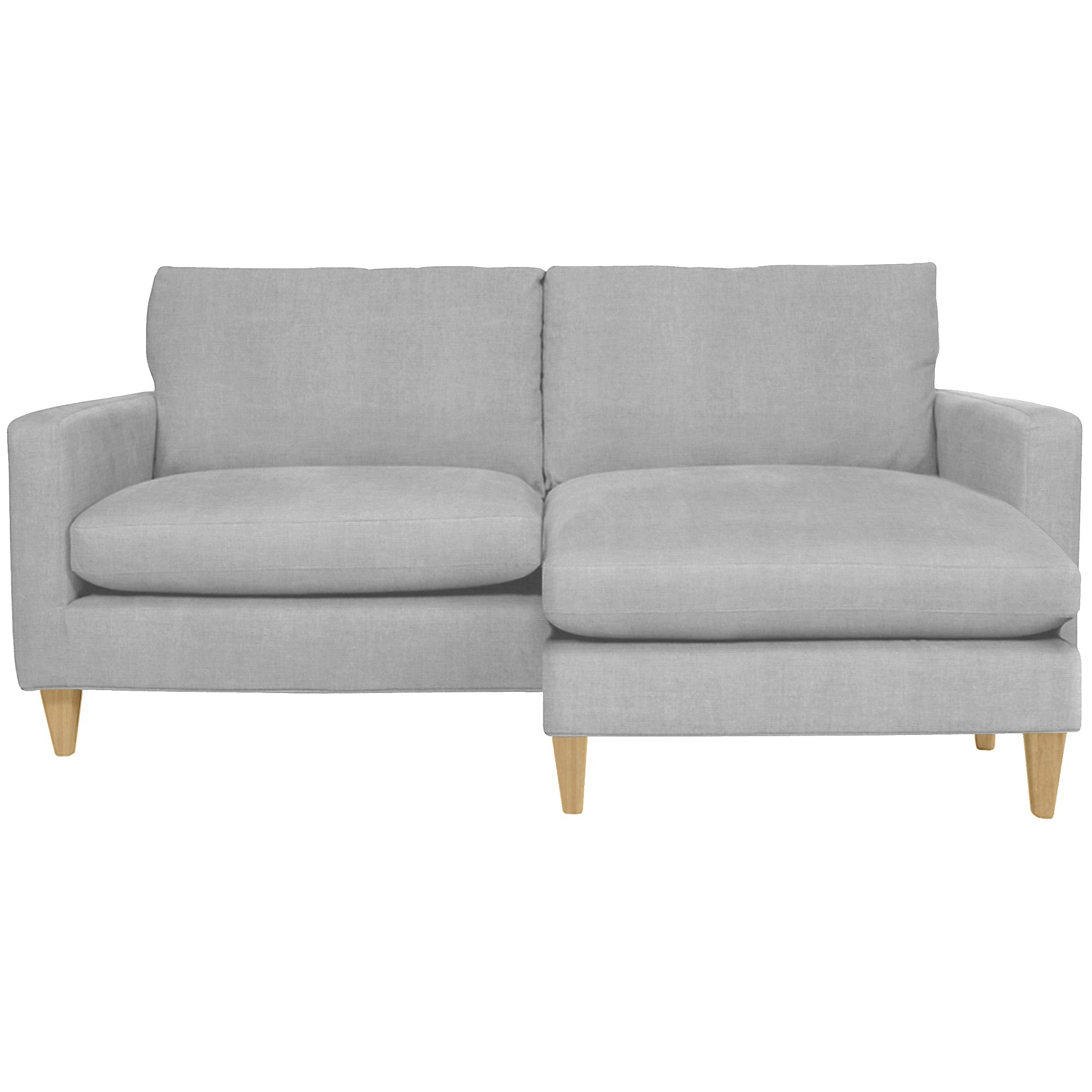 John lewis bailey fixed cover rhf chaise end sofa review for Chaise end sofas