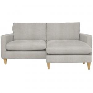 John Lewis Bailey RHF Loose Cover Chaise End Sofa