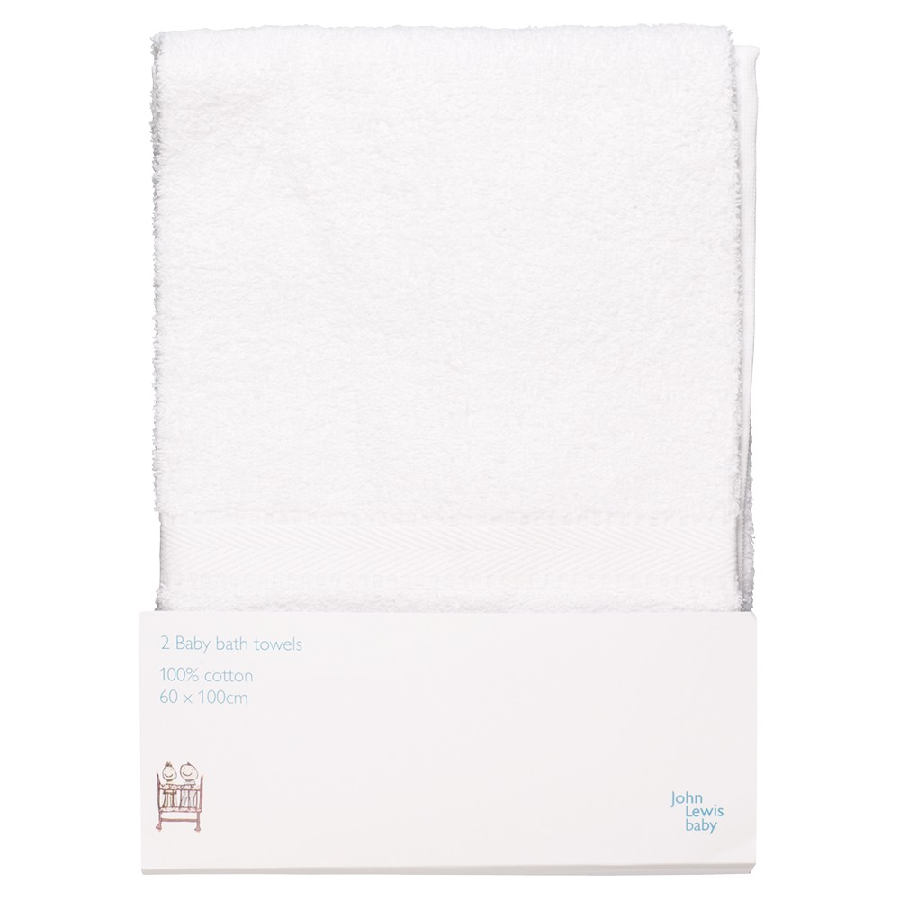 John Lewis Bath Towels