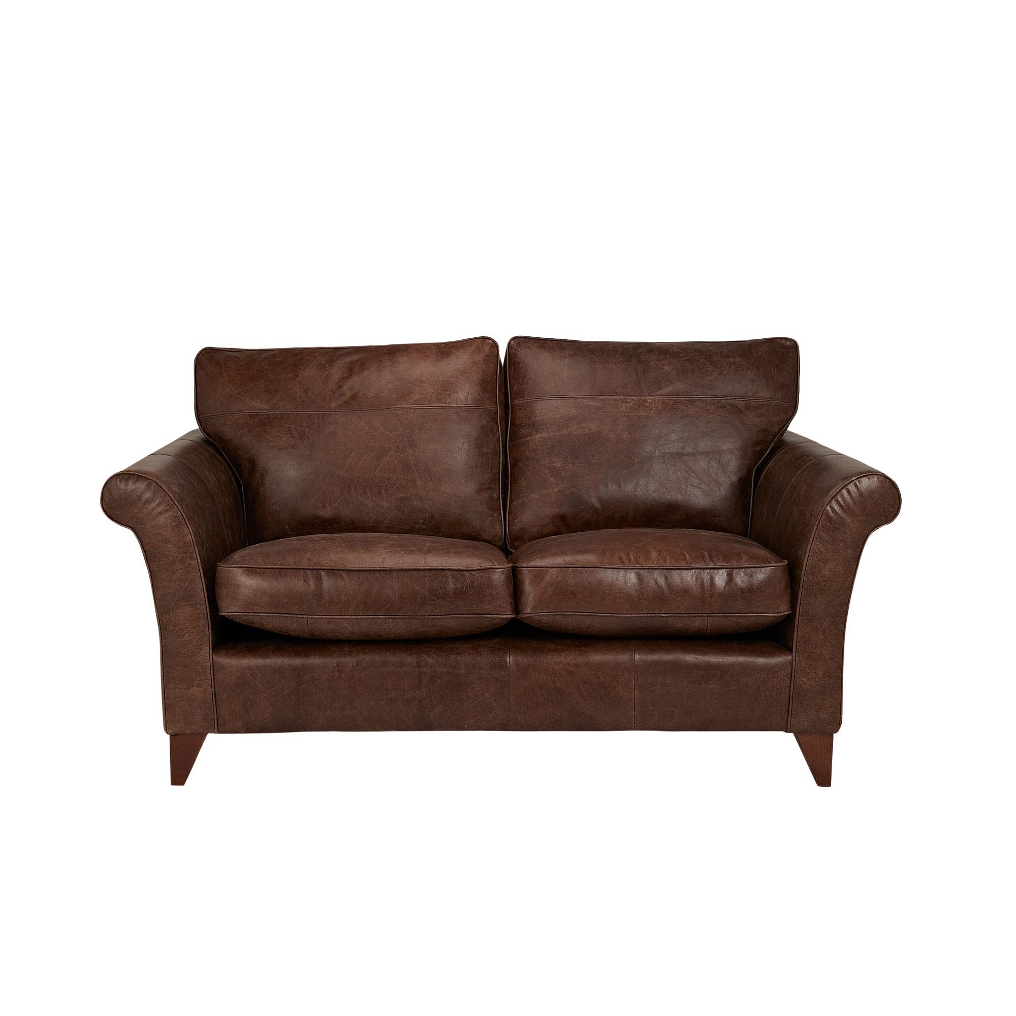 John Lewis Charlotte Medium Leather Sofa