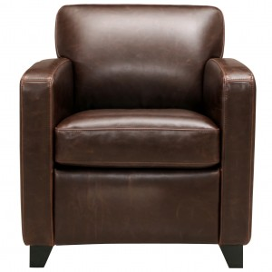 John Lewis Colby PU Leather Armchair
