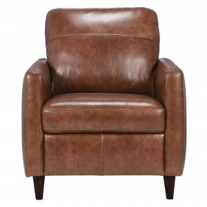 John Lewis Dalston Semi-Aniline Leather Armchair
