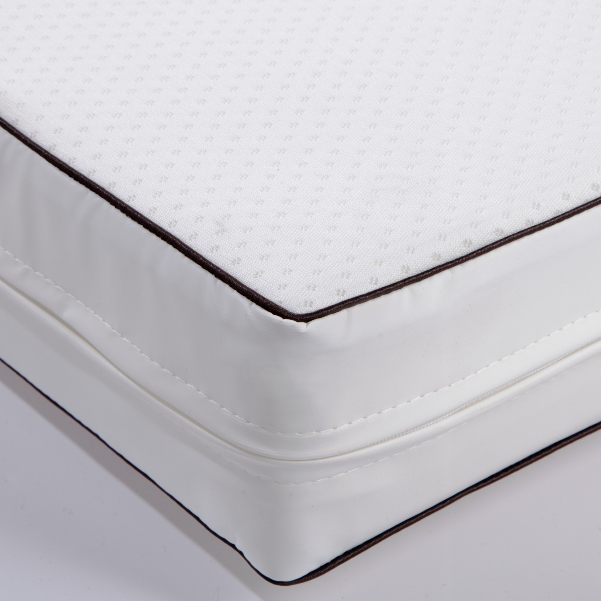 John Lewis Dual Purpose Pocket Spring Cotbed Mattress 140