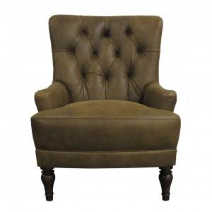 John Lewis Durham Leather Armchair