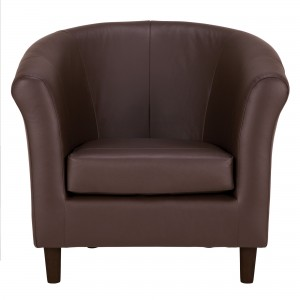John Lewis Juliet Leather Armchair