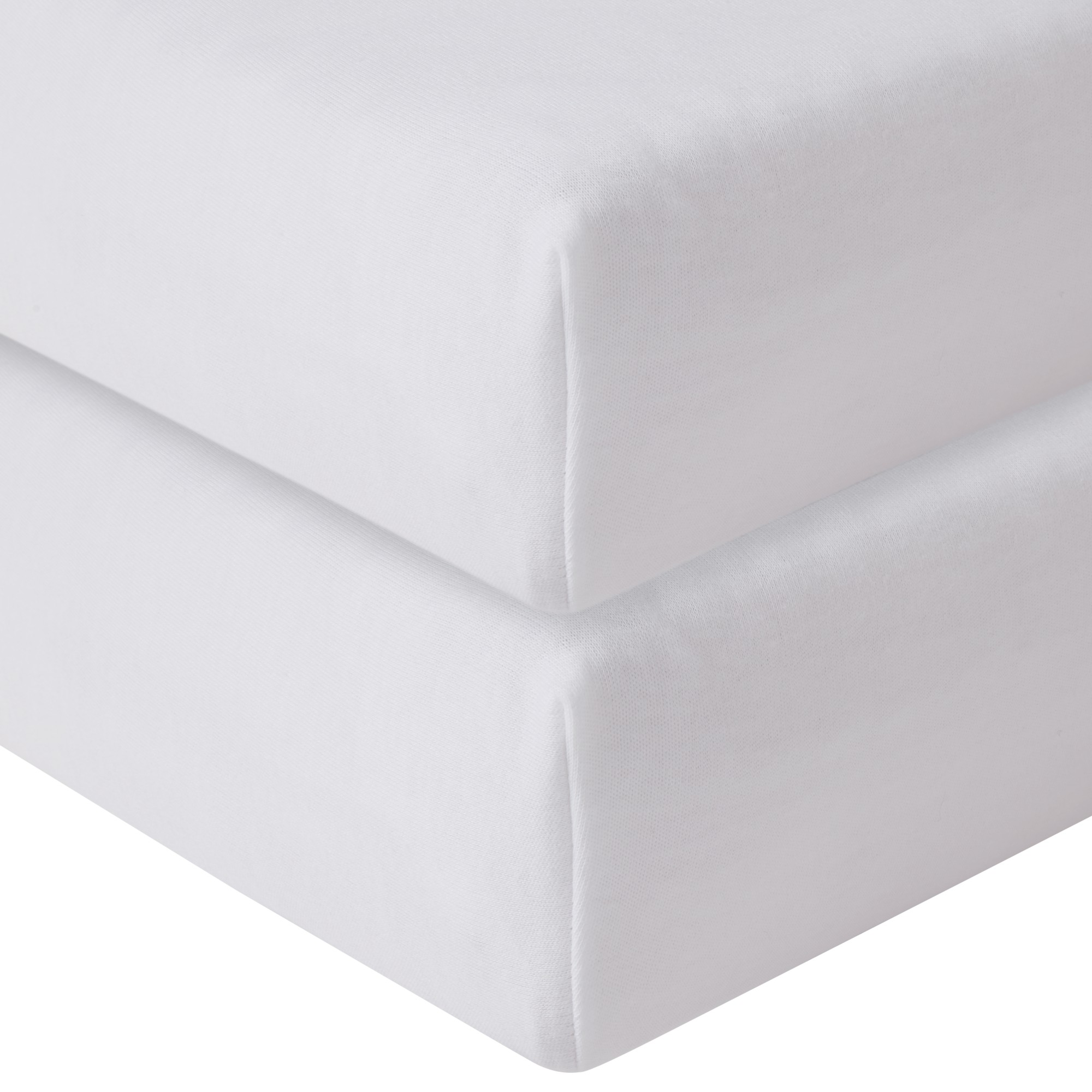 John Lewis Large Fitted Cot Bed Sheets