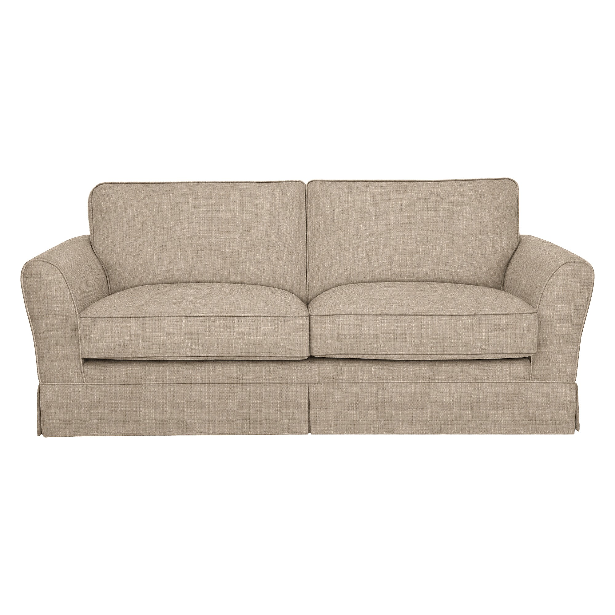 john lewis nelson large sofa fraser putty by john lewis best buy review. Black Bedroom Furniture Sets. Home Design Ideas