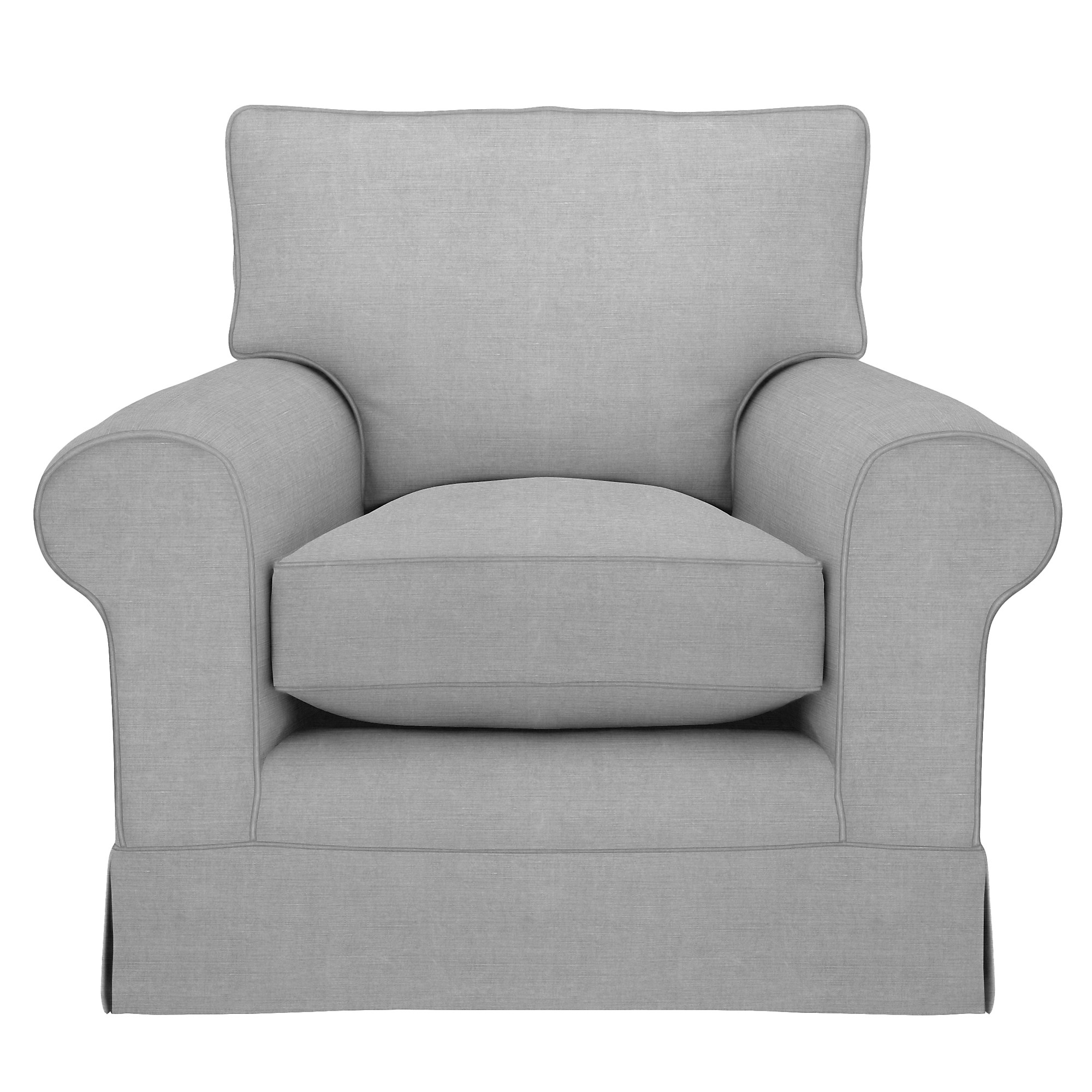 John lewis padstow fixed cover armchair review best buy for Armchair covers to buy