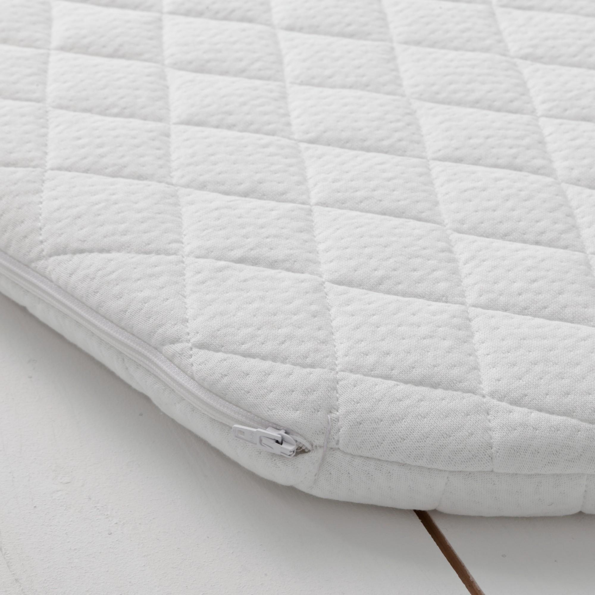 John Lewis Premium Foam Moses Basket Mattress