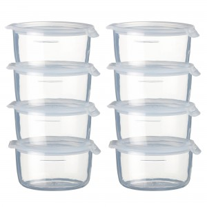 John Lewis Small Freezer Pots