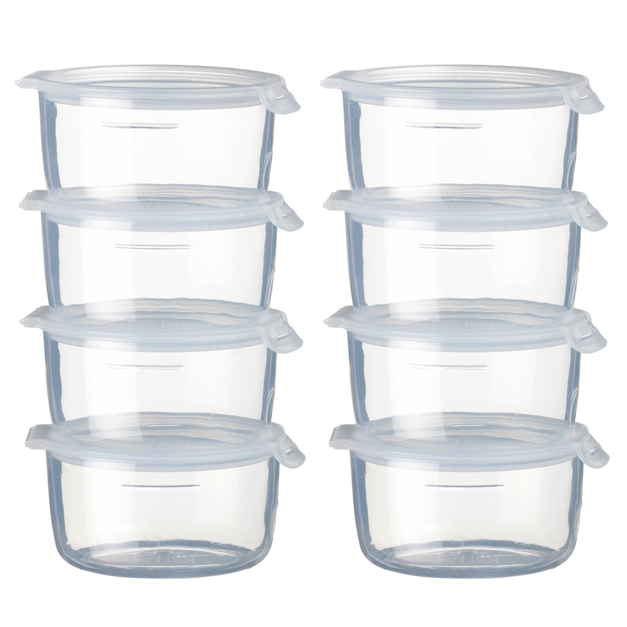 John Lewis Small Freezer Pots